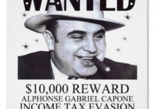 Kryminalne legendy – Al Capone – droga na szczyt