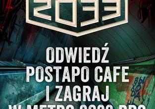 Uniwersum Metro 2033 na Krakonie 2013