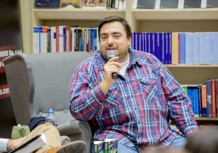 Spotkanie z Tomaszem Sekielskim u Braci Jabłkowskich