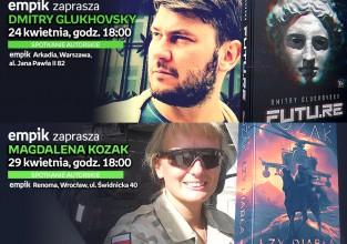 Spotkania z Głuchowskim, Kozak, Szmidtem