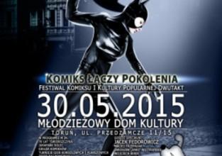 Festiwal Komiksu i Kultury Popularnej DWUTAKT 2015