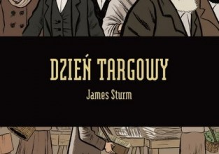"James Sturm ""Dzień targowy"""