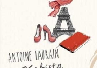 """Antoine Laurain """"Kobieta z czerwonym notatnikiem"""""""