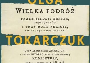 "Olga Tokarczuk, ""Księgi Jakubowe"""