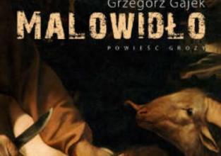 """Grzegorz  Gajek, """"Malowidło"""""""