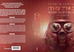 Kultowa trylogia Dmitrija Glukhovsky'ego teraz dostępna w wyjątkowym wydaniu!
